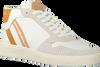 Witte SCOTCH & SODA Hoge sneaker LAURITE HIGH - small
