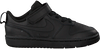 NIKE Baskets montantes COURT BOROUGH MID WINTER KIDS en noir  - small
