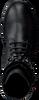 OMODA Bottines à lacets AD426 en noir - small