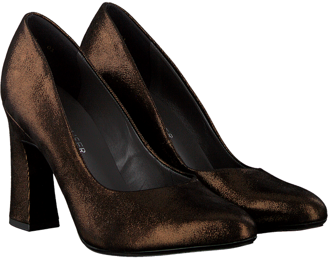 Bronzen PETER KAISER Pumps KAROLIN  - large