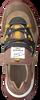 Cognac TORAL Sneakers 11101  - small