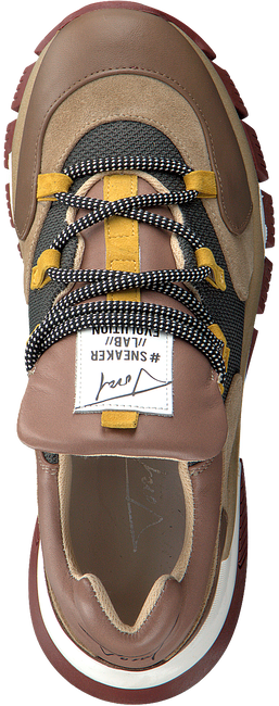Cognac TORAL Sneakers 11101  - large