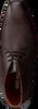 VAN LIER Richelieus 6031 en marron - small