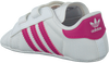 ADIDAS Chaussures bébé SUPERSTAR CRIB en blanc - small