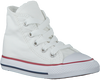 CONVERSE Baskets CTAS HI KIDS en blanc - small