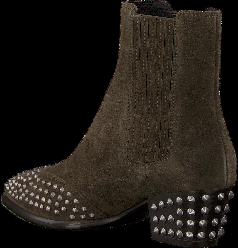 Groene ASH Chelsea Boots HOOK - larger