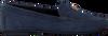 TOMMY HILFIGER Mocassins TH HARDWARE MOCASSIN en bleu  - small