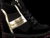 Zwarte CALVIN KLEIN Sneakers BETH - small