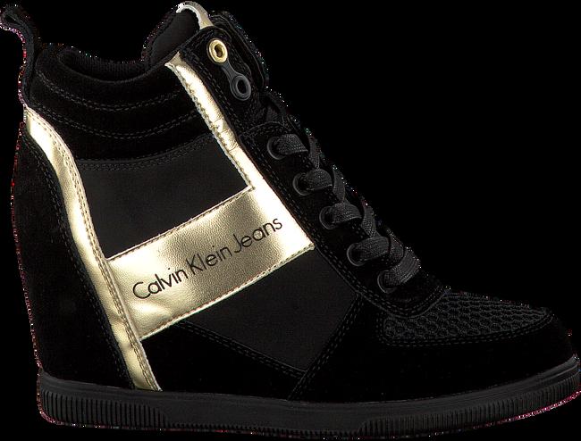 Zwarte CALVIN KLEIN Sneakers BETH - large