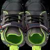 Groene VINGINO Babyschoenen FINN97 - small