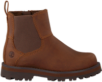 Bruine TIMBERLAND Chelsea boots COURMA KID  - medium