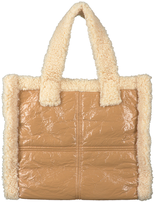 STAND Sac bandoulière LOLITA KOZAK BAG en beige  - large