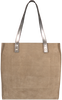 SHABBIES Shopper SHOPPER M en taupe  - small