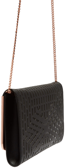 TED BAKER Sac bandoulière BREE en noir - large