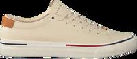 Beige TOMMY HILFIGER Lage sneakers CORPORATE  - medium