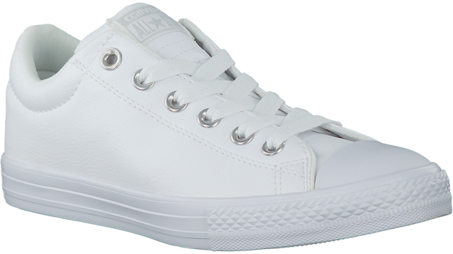 Witte CONVERSE Sneakers CHUCK TAYLOR ALL STAR STREET S - large