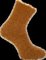 XPOOOS Chaussettes ALEXIA en jaune  - medium