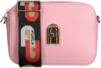 FURLA Sac bandoulière SLEEK MINI CROSSBODY en rose  - medium