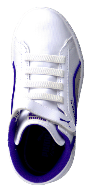 PUMA Baskets 355115 en blanc - large