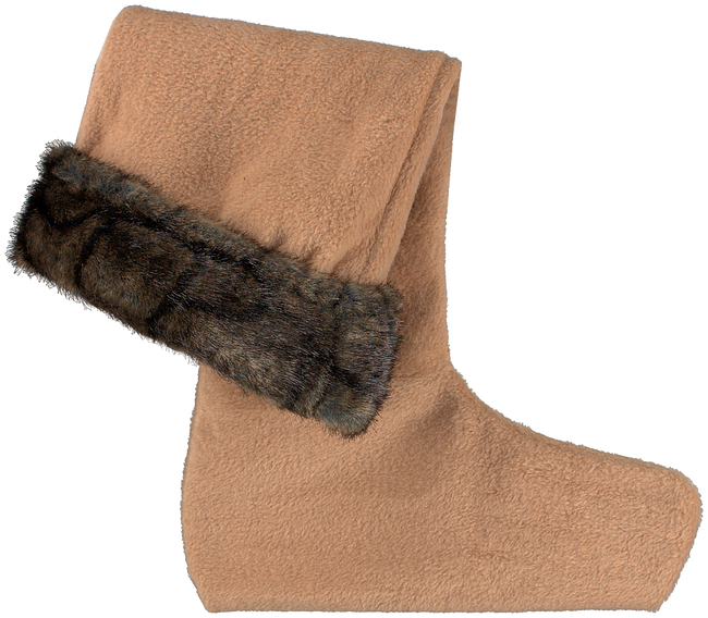 DUBARRY Chaussettes CHEETAH en marron - large