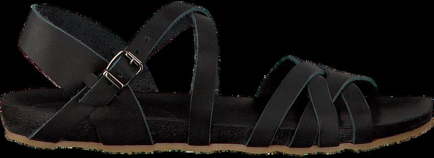 Zwarte RED-RAG Sandalen 79160 - larger