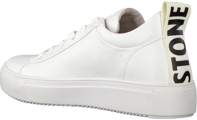 Witte BLACKSTONE Lage sneakers RL65  - large