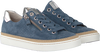 GABOR Baskets basses 418 en bleu  - small