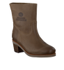 SHABBIES Bottines 201018 en marron - small