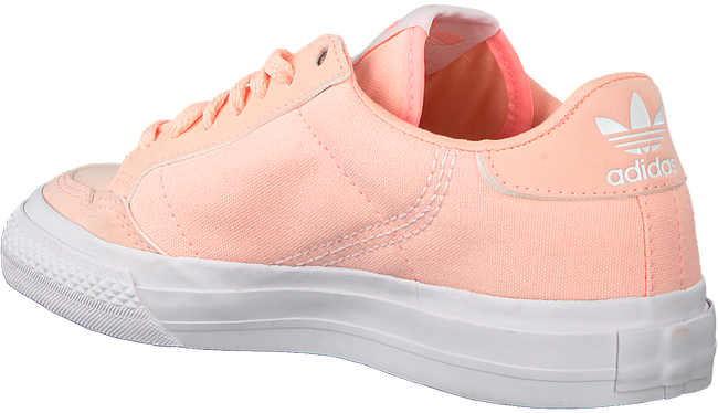 Roze ADIDAS Lage sneakers CONTINENTAL VULC J  - large