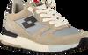 Beige LOTTO LEGGENDA Lage sneakers TOKYO SHIBUYA  - small