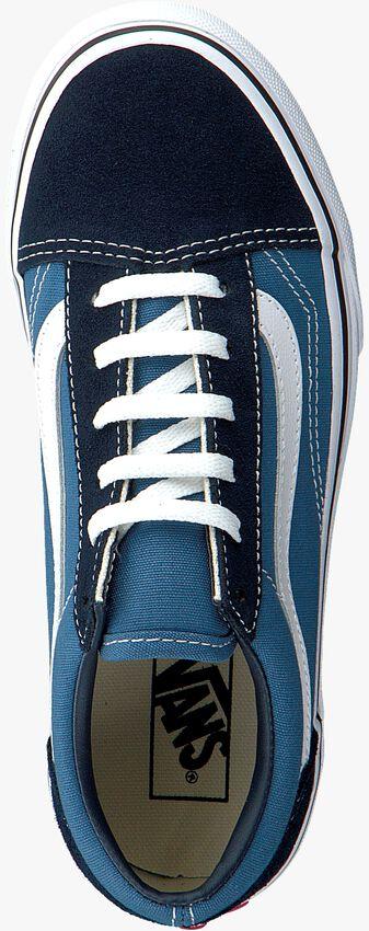 Blauwe VANS Sneakers UY OLD SKOOL - larger