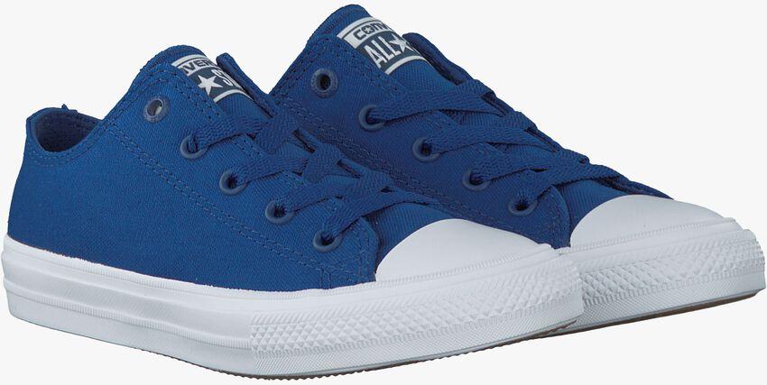 CONVERSE Baskets CTAS II OX en bleu - larger