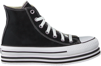 Zwarte CONVERSE Hoge sneaker CHUCK TAYLOR ALL STAR EVA LIFT  - medium
