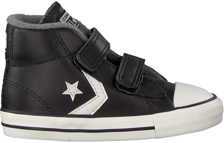 Zwarte CONVERSE Sneakers STAR PLAYER 2V MID - larger
