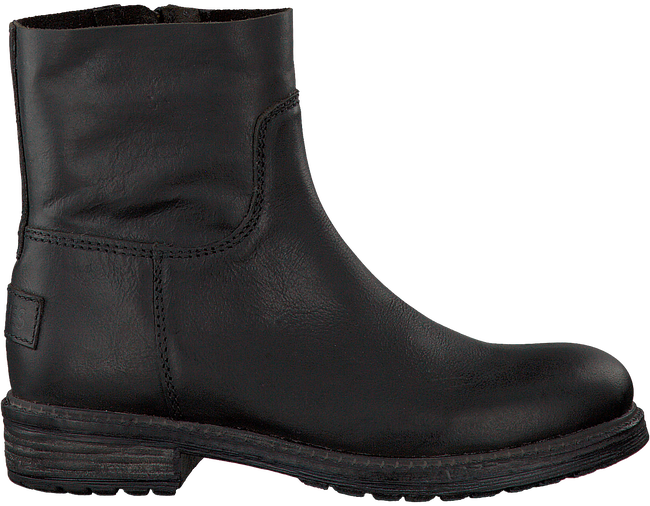 SHABBIES Bottines 172-0062SH en noir - large