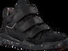 BRAQEEZ Baskets TIM TERRA en noir - small