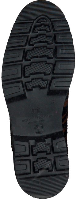 Bruine SCOTCH & SODA Veterboots OLIVINE - large