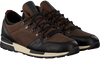 NZA NEW ZEALAND AUCKLAND Baskets CHEVIOT en marron  - small