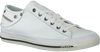 DIESEL Baskets MAGNETE EXPOSURE LOW en blanc - small