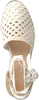 UNISA Espadrilles LUENGO en blanc  - small