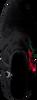 Zwarte STEVE MADDEN Enkellaarsjes EDITION  - small
