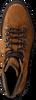 GREVE Bottines à lacets VIGO en marron  - small