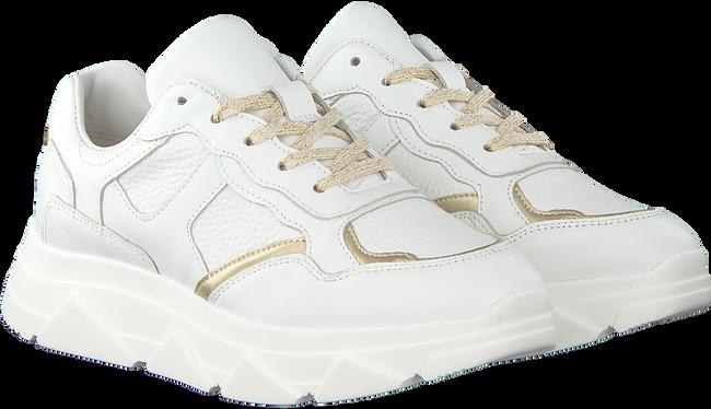 Witte OMODA Lage Sneakers KADY FAT - large