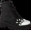 KATY PERRY Bottines à lacets KP0189 en noir - small