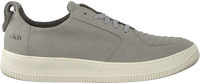 Grijze EKN FOOTWEAR Lage sneakers ARGAN LOW SUTRI HEREN  - medium