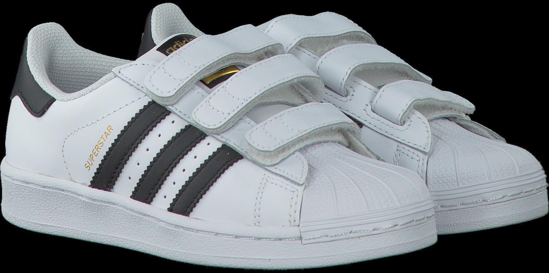 maattabel adidas superstar schoenen