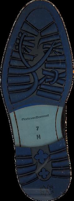 FLORIS VAN BOMMEL Bottines à lacets 10203 en marron  - large