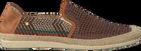 LA SIESTA Espadrilles 51084 en marron  - medium