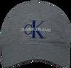 Grijze CALVIN KLEIN Pet J MONOGRAM CAP M  - small