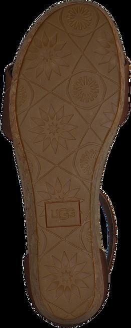 UGG Sandales ZOE II en marron  - large